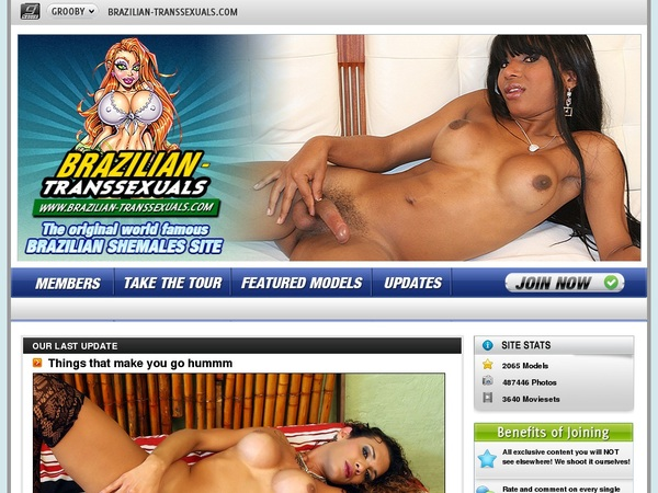 Account For Braziliantranssexuals