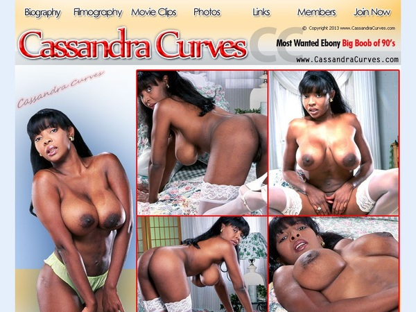 Cassandra Curves Website Discount