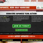 Shemale Japan Hardcore New