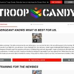 Troop Candy Picture