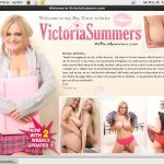 Victoria Summers Paypal Register