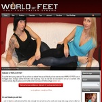 WORLD OF FEET With Prepaid Card