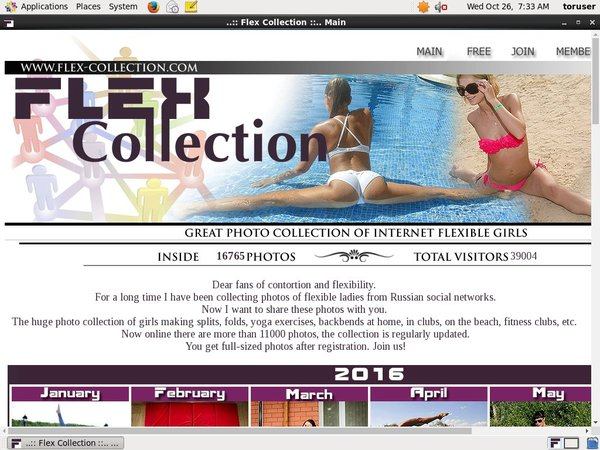 Flex Collection Membership