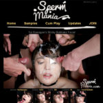 Sperm Mania Become A Member