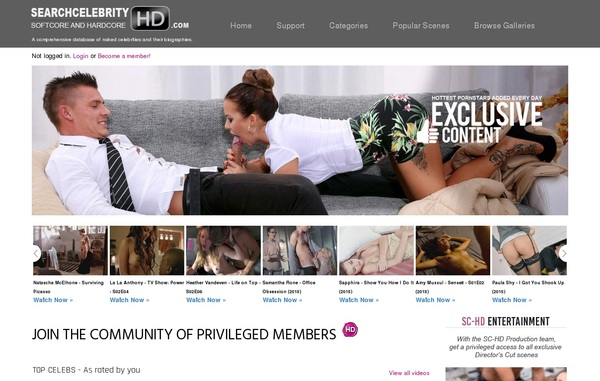 Account Searchcelebrityhd.com